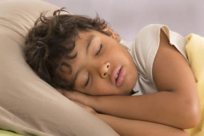 31322963 - young boy sleeping