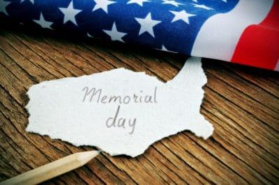 Memorial Day injuries