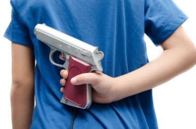 Boys, Bullying & Guns