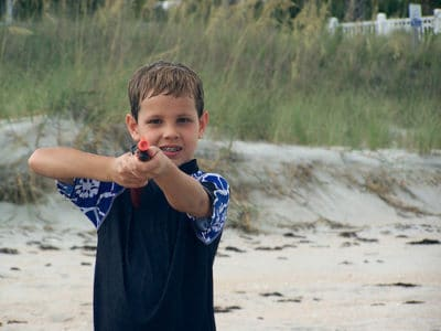 Common Sense Guidelines for Gun Play