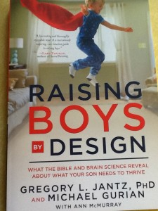 Raising Boys by Design Gurian