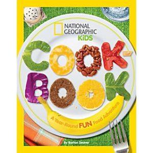 nat geo kids cookbook