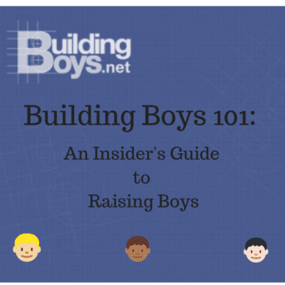 Building Boys 101: An Insider's Guide to Raising Boys — a teleseminar