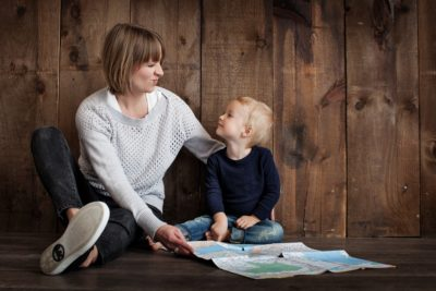 Fun Ways for Moms to Bond with Their Boys