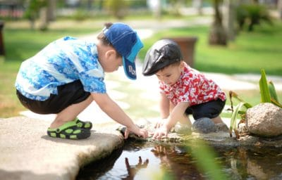 5 Ways to Get Your Kids Outside More