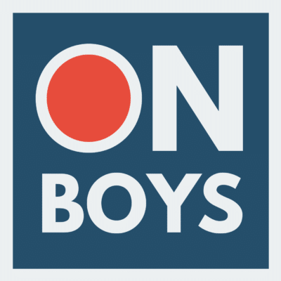 On Boys logo