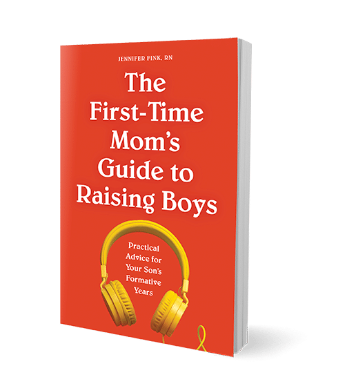 first-time mom's guide to raising boys